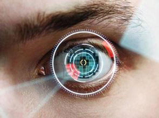 美国银行业探索眼球扫描ATM机