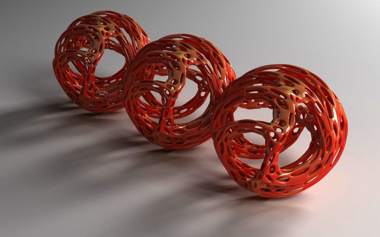 3D立体打印技术