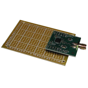 ZigBee無線數傳模塊USB底板