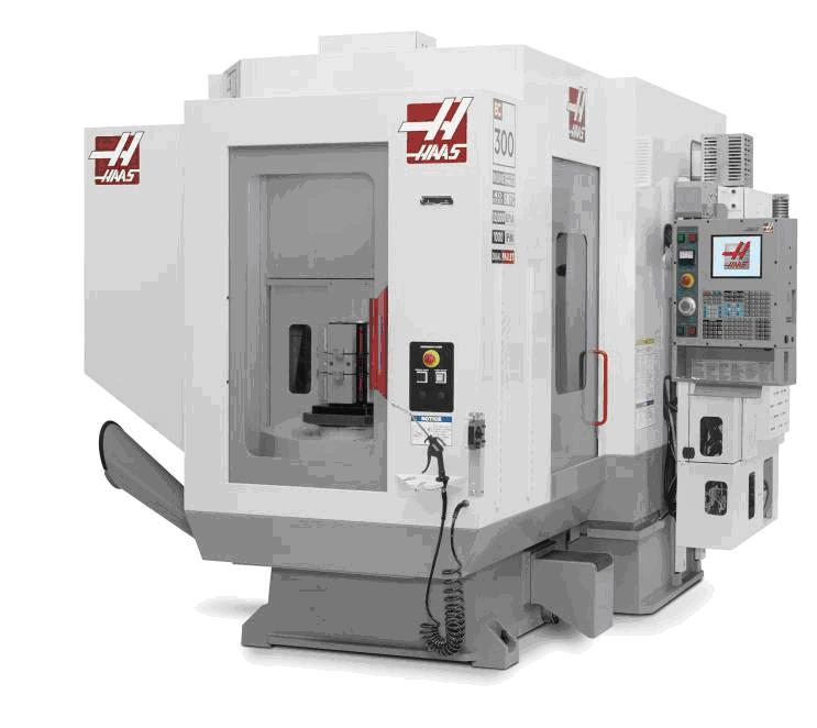 EC-300卧式加工中心