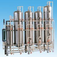 离子交换纯水处理设备